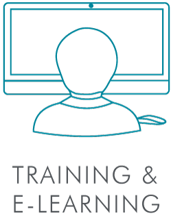 Training and E-Learning Logo