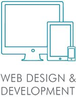 Web Design and Development Icon