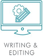 Writing and Editing Icon